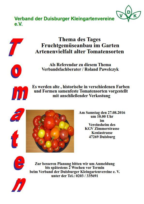 Alte Tomatensorten